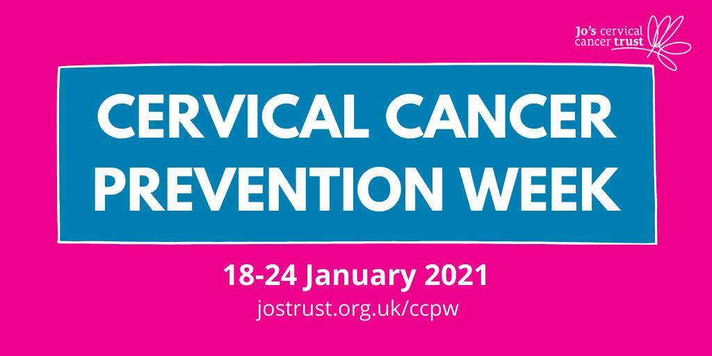 Cervical Cancer Prevention Week 2021